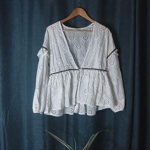 💥FLASH SALE💥 Adiva Lace Top
